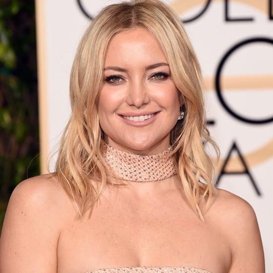 Kate Hudson's Dress at the Golden Globes 2016