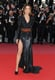 Kate Beckinsale showed off her leg under a high slit at the Biutiful premiere in Cannes in May 2010.