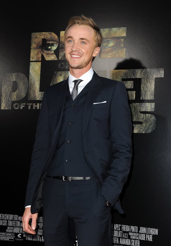 Rise of the Planet of the Ages LA Premiere
