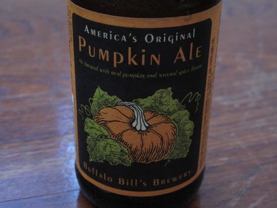 Happy Hour: Buffalo Bill's Pumpkin Ale