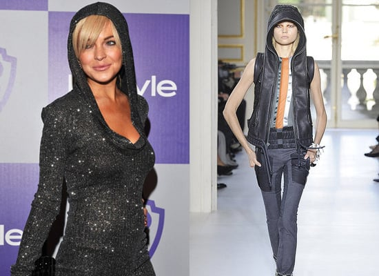 Hoodies Make Style Statement for Spring 2010