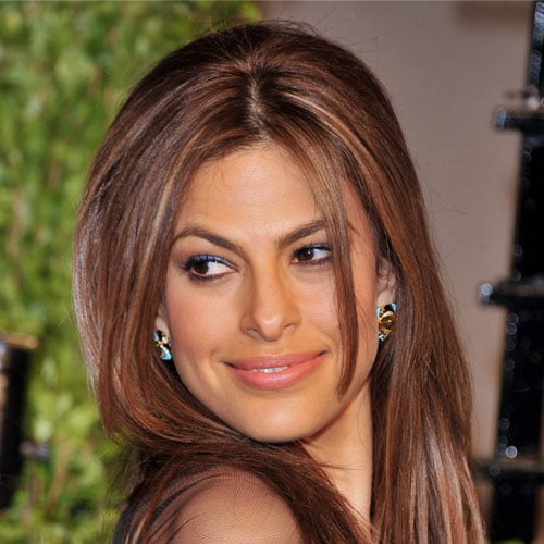 Eva Mendes Named as the New Face of Angel 2011-03-17 10:33:31