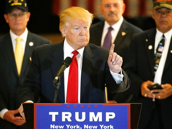 Donald Trump Peevishly Details $5.6 Million to Vets' Groups, Scorns Scrutiny of His Fundraising