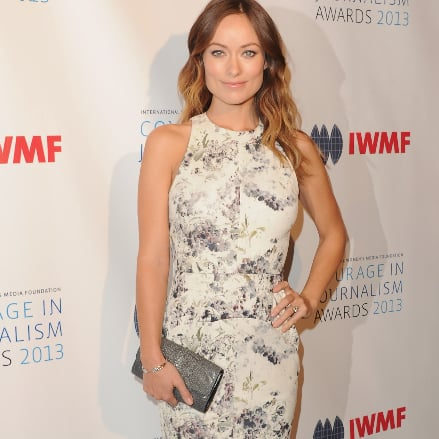 Olivia Wilde's First Pregnancy Outfit