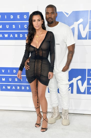 Kim Kardashian Goes for the 3 'S's' at the VMAs: Sexy, Sheer and Skin-Baring