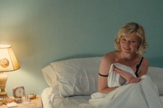 Kirsten Dunst in On the Road.   Photo courtesy of MK2 Productions