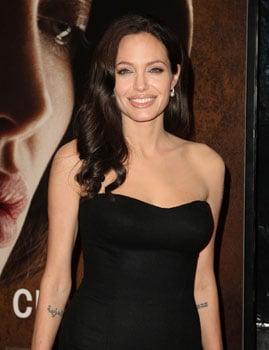 Angelina Jolie For Parade Magazine