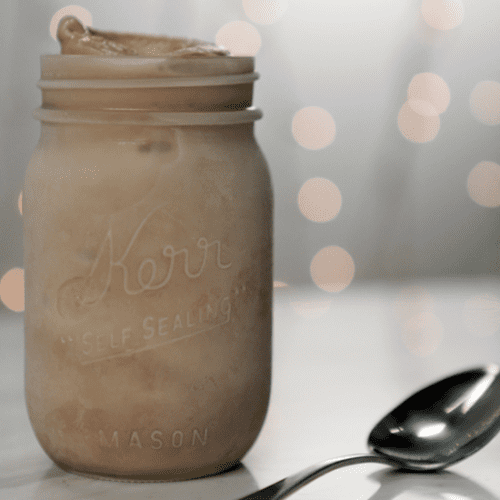 Recipe For Healthy Homemade Frappuccino
