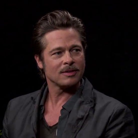 Brad Pitt on Between Two Ferns | Video