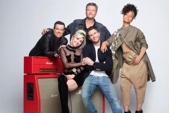 Meet 'The Voice' Season 11 Coaches