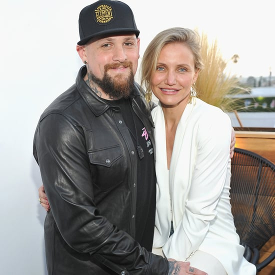 Cameron Diaz Instagram Message For Benji Madden July 2016