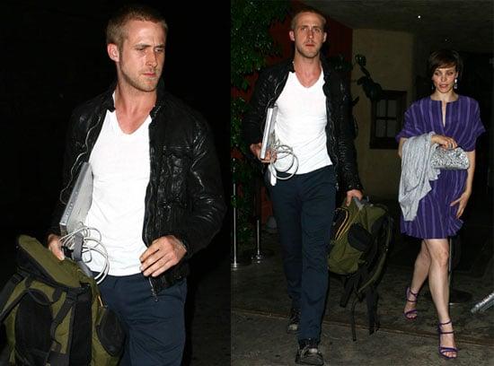 Best Ever: Ryan Gosling and Rachel McAdams Seen Together!