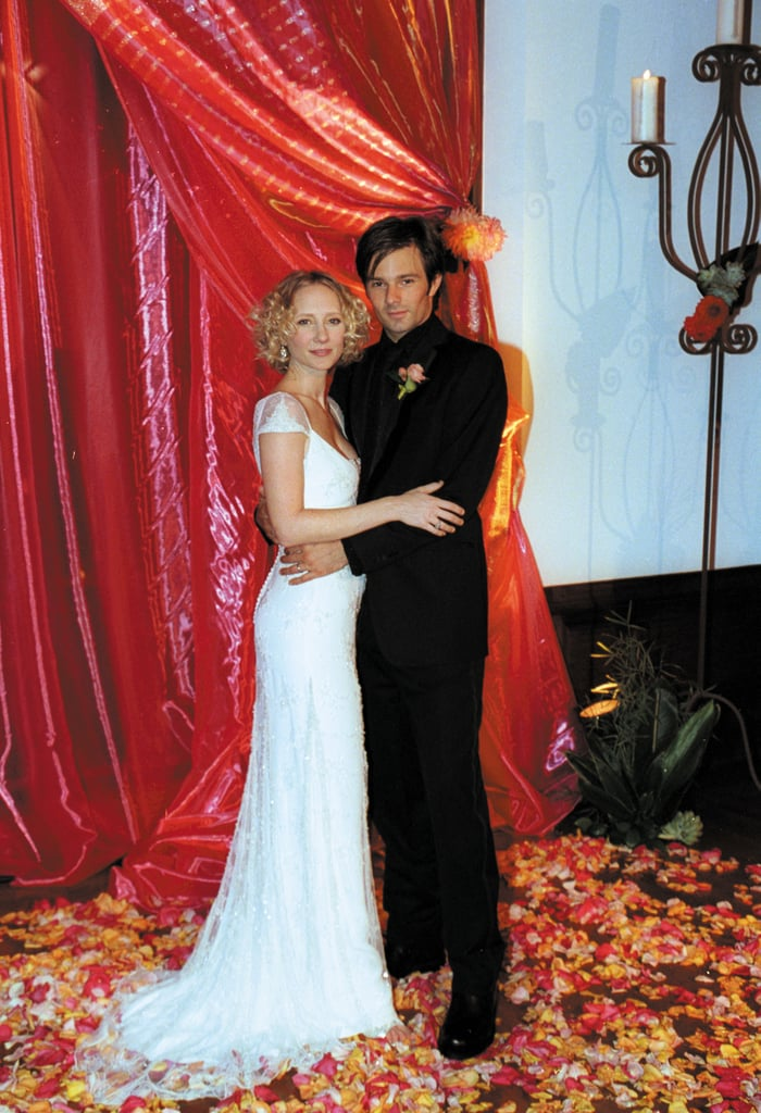 Anne Heche and Coley Laffoon wed in September 2011 in LA.