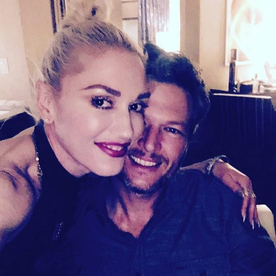 Gwen Stefani and Blake Shelton Cuddle Up Backstage at the Billboard Music Awards in Cute Instagram Pics