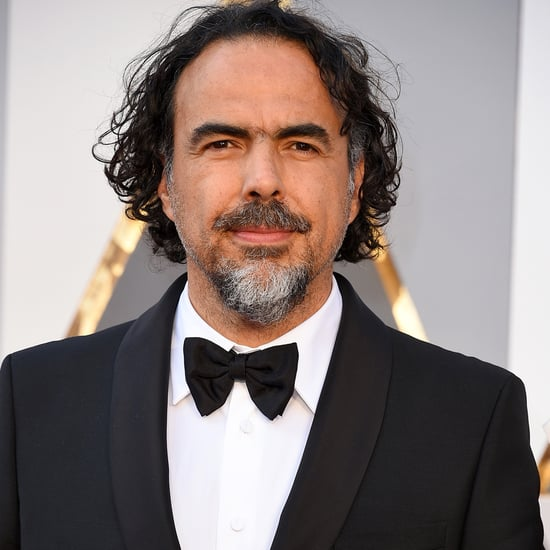 Alejandro Gonzalez Inarritu at the Oscars 2016