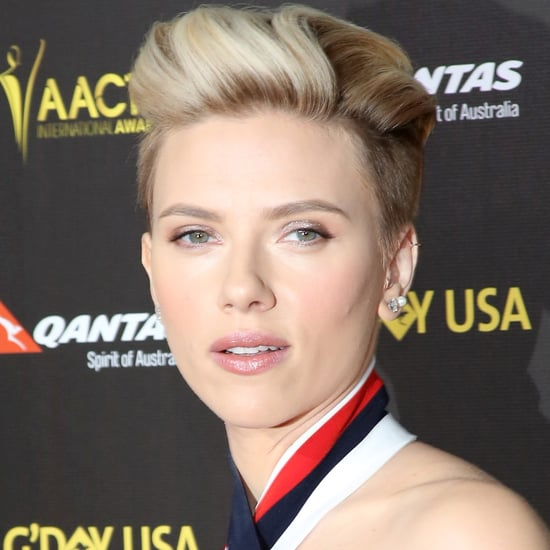Scarlett Johansson's Dress at the G'Day Gala 2015