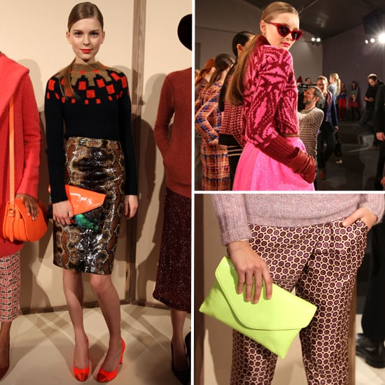 Review and Pictures of JCrew 2012 Fall New York Fashion Week Runway Show