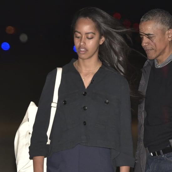 Malia Obama's Minidress April 2016