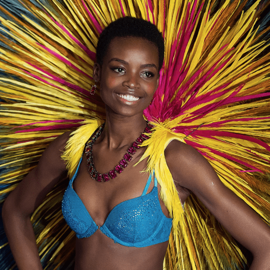 Maria Borges Wears Her Natural Hair on the Runway
