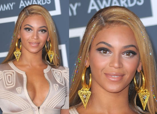 The Stuff in Beyonce's Hair at the Grammys