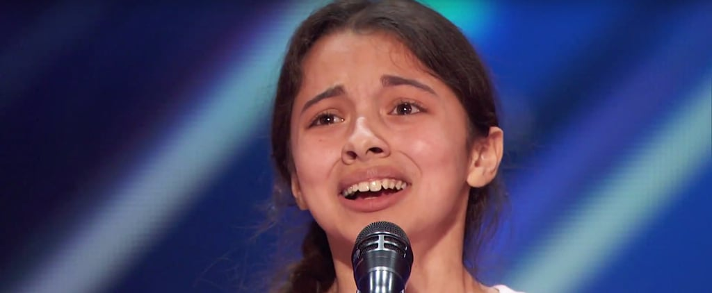 This 13-Year-Old Opera Singer's Astounding Audition Will Leave Your Jaw on the Floor