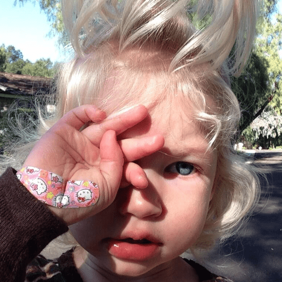 Celebrity Moms' Instagram Pictures Jan. 12 to 17, 2014