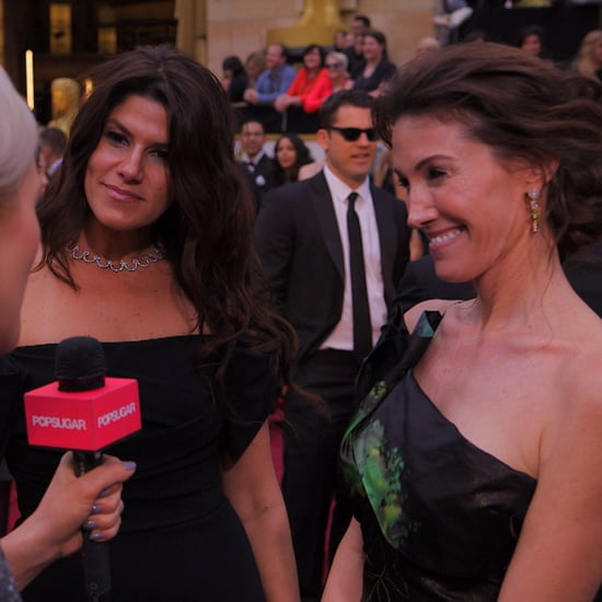 Dallas Buyers Club Producers Interview at the Oscars 2014
