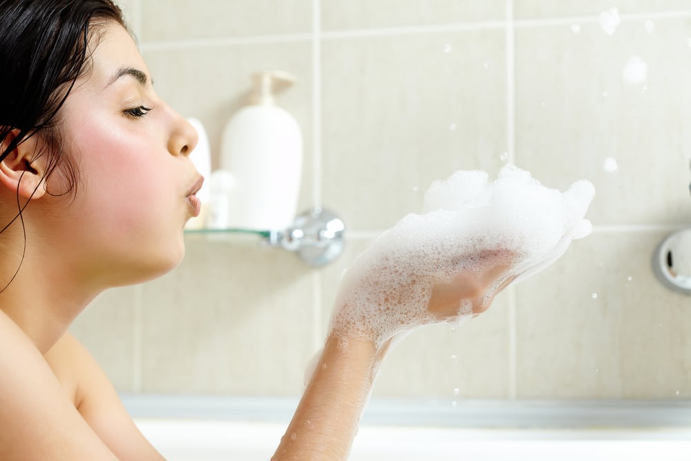 Have a Bath, With Bubbles