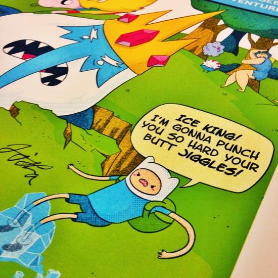 Adventure Time at Comic-Con 2013