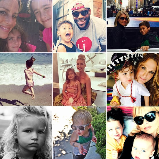 Hilary, Jessica, Ivanka, and More Celeb Moms Shared Some Sweet Snaps of Their Tots This Week!