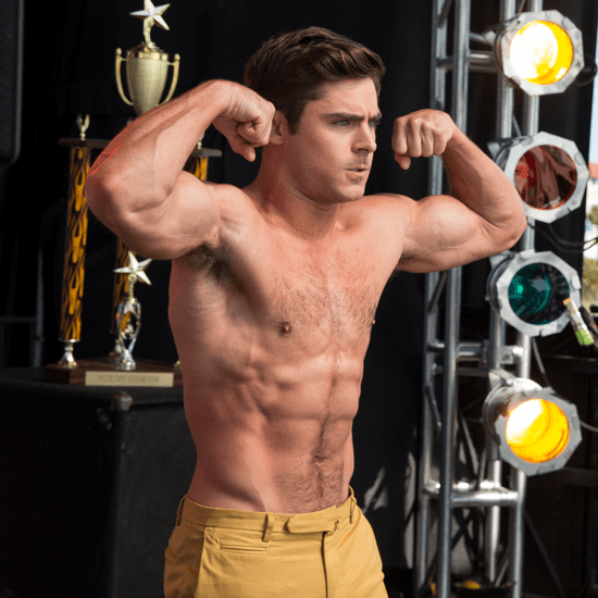 Shirtless Movies Scenes in 2016