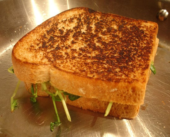 Summer Sweet Grilled Cheese