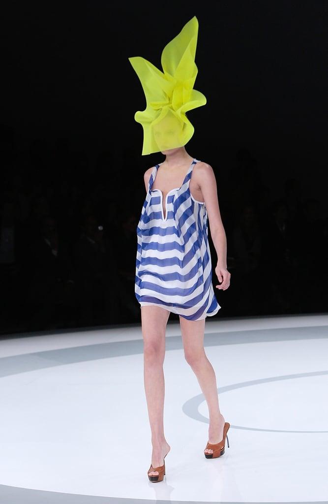 Paris Fashion Week: Hussein Chayalan Spring 2009