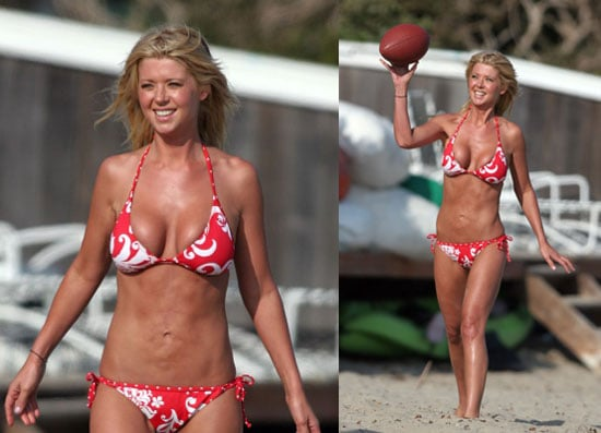 Tara Reid Not Ready To Rock The One Piece