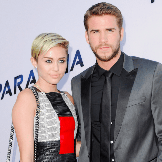 Liam Hemsworth Denies Being Engaged to Miley Cyrus 2016