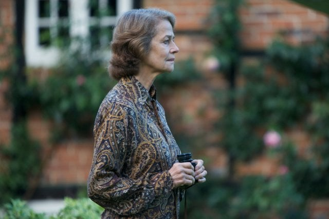 Charlotte Rampling Renowned British actress Rampling has scores of other nominations in her past, but her nod for Restless, as outstanding supporting actress in a miniseries, is her first Emmy nomination.  Source: Sundance Channel