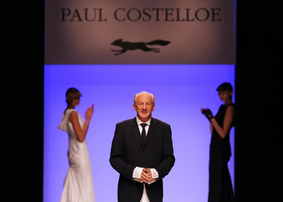 Exclusive Interview with Paul Costelloe at London Fashion Week Spring 2010
