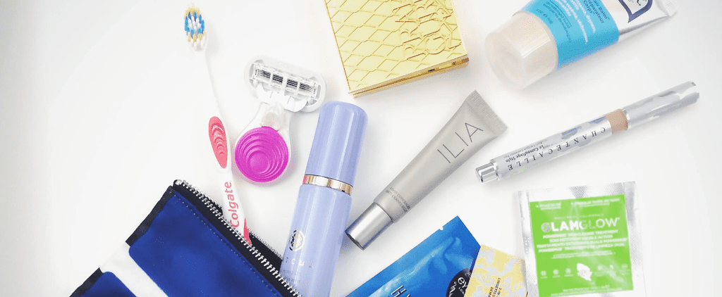 Exactly Which Beauty Products to Pack When Going on Vacation
