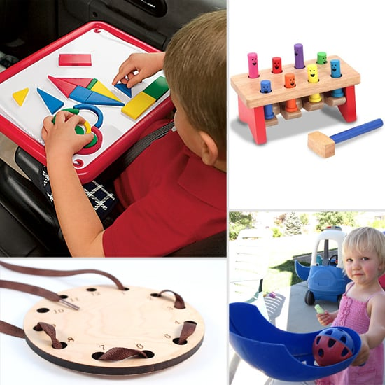 Ages and Stages: Easy Ways to Encourage Hand-Eye Coordination