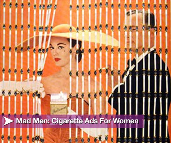 Vintage Cigarette Ads For Women