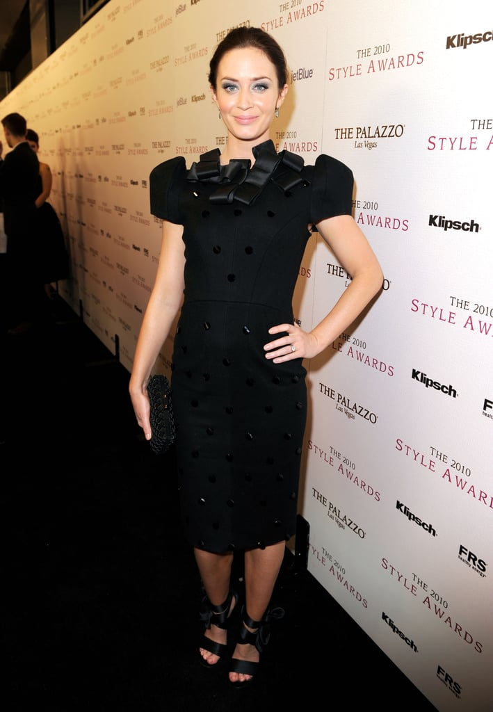 Pictures of The Hollywood Style Awards