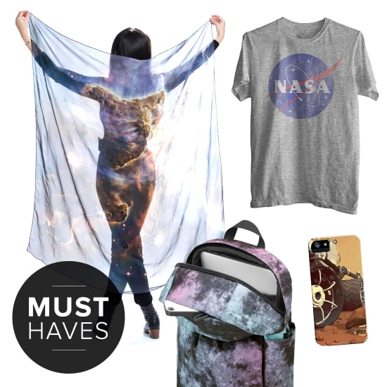 August's Space-Age Must Haves