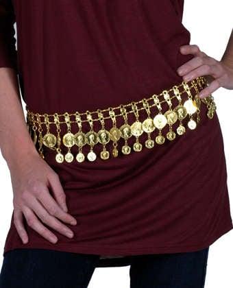 Gold Medallion Gypsy Belt: Love It or Hate It?