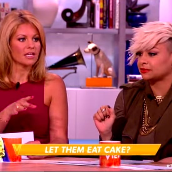 Raven-Symone and Candace Cameron Bure on The View