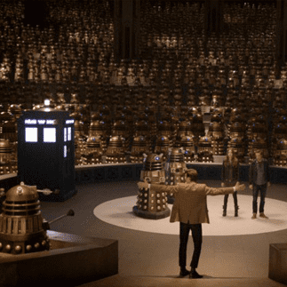 Doctor Who Season 7 Premiere and Pictures