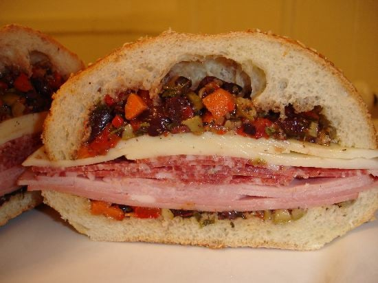 'Wich of the Week: Muffuletta