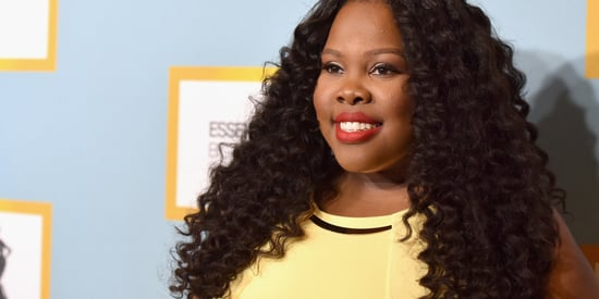 Amber Riley To Body-Shamers: 'Let My Big A** Live!'