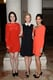 Michelle Dockery, Carey Mulligan, and Freida Pinto attended the Miu Miu Women's Tales dinner.