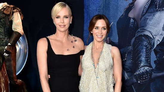 Charlize Theron Hosts Baby Shower for 'Huntsman' Co-Star Emily Blunt -- See the Sweet Pics