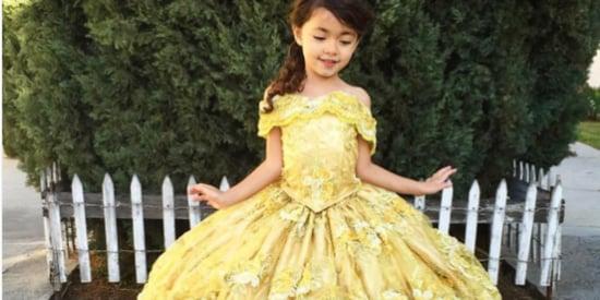 Dad's Enchanting Costumes Are A Disney Dream Come True